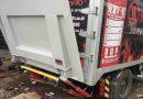 Tailgate Capacity 1 ton